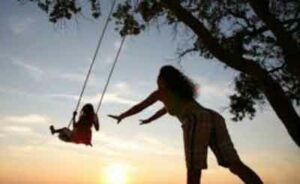 Resonance swing