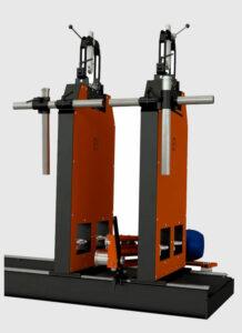 Balancing Machine 1000 kg detail