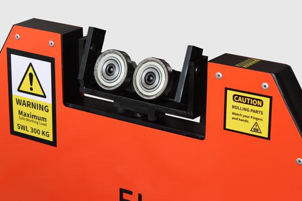 Balacing Machine 300kg detail