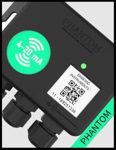 Wireless 4-20mA Sensor
