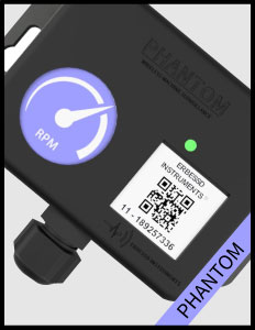 Wireless RPM Sensor