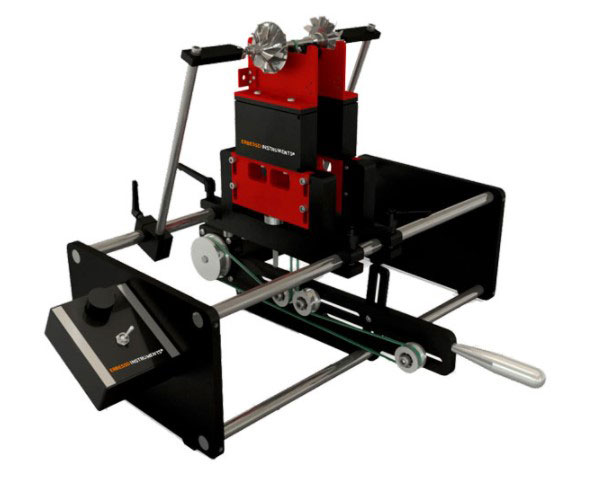 Turbo Balancing Machine de Erbessd Instruments