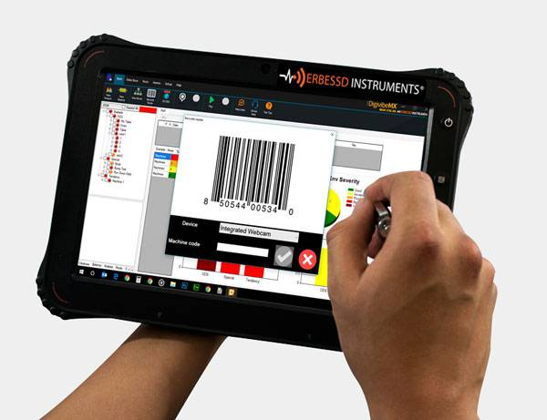 Vibration-analysis-with-barcode-reader