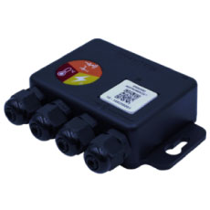 Universal condition monitoring sensor, triaxial wireless accelerometer, current and temperature