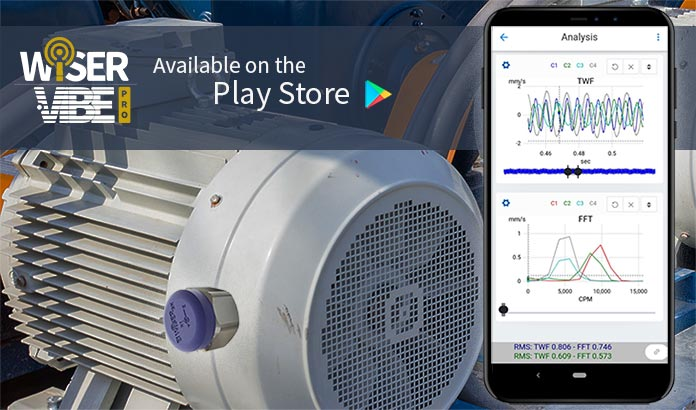vibration analysis app general