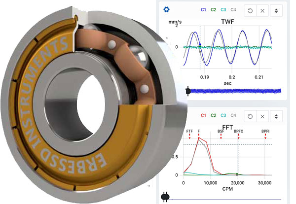 vibration analysis app for bearings