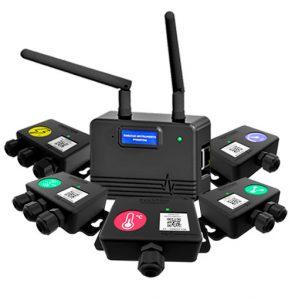 Vibration Monitoring Sensors